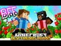 BEST FRIENDS AGAIN w/ DONUT THE DOG!!! - Minecraft - Little D...