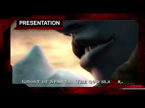 God of War: Ghost of Sparta: Video Review