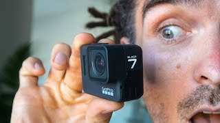 CAN I VLOG ON GOPRO HERO 7?