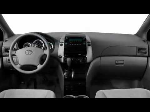 2008 Toyota Sienna Video