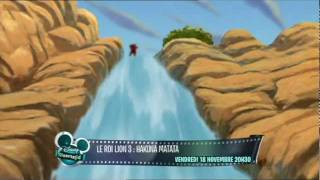 Disney Cinemagic France - LE ROI LION 3 : HAKUNA MATATA (THE LION KING 3) - Promo