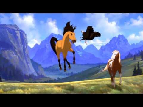 Детская песенка про молодую лошадь