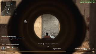 CoD MW remast. multiplayer sniper only (T.C) spain