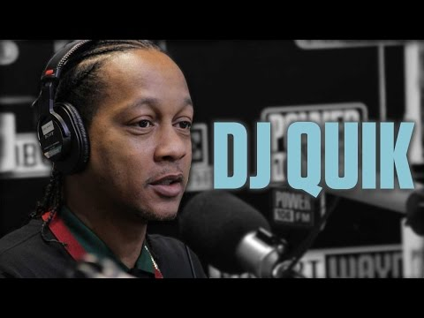 DJ Quik On Disappointment In Kanye West + Early Kendrick Lamar Days