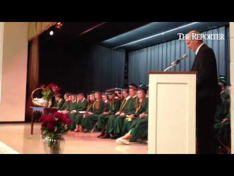 The Christopher Dock Mennonite high school 59th annual commencement ceremony on Saturday #NPIVnews - 06/10/2014