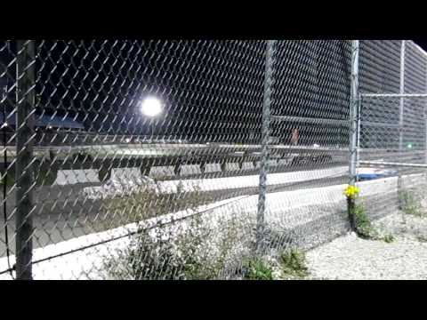 Barrie Speedway Pure Stocks (Sept. 5) Heat 3 Video