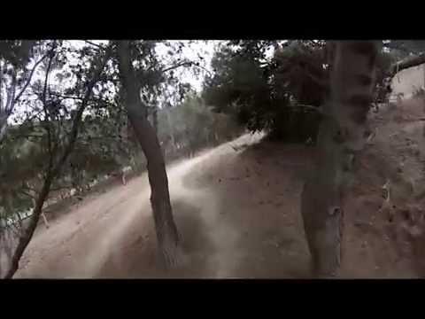Fullerton Loop (Full loop bike trail) w/ my Diamondback Overdrive Sport 2013