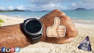 Samsung Galaxy Watch - Battery Life (Bluetooth edition)