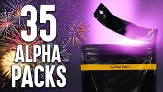 35 ALPHA PACK OPENING | RAINBOW 6 SIEGE