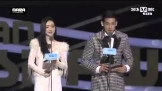Bigbang Win Award 'Best Music Video' MAMA 2015