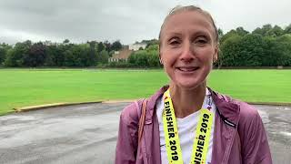 A message from Paula Radcliffe for Team COCO's Great North Runners!