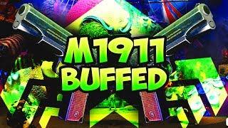 BO3 SnD - M1911 BUFFED
