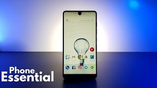 Essential Phone PH1 Recensione