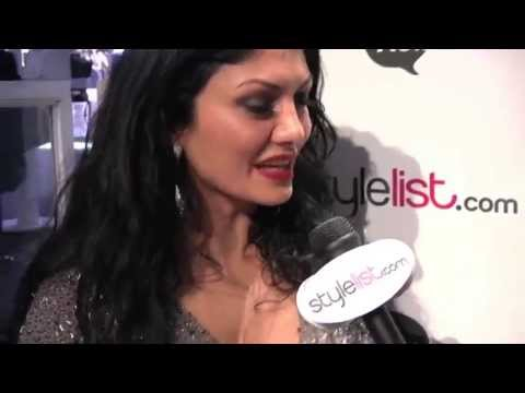 FASHION WEEK | StyleList.com Interviews Donna D'Cruz