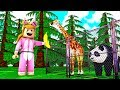 Lagu I AM ADOPTING ALL THE ANIMALS  Roblox Feed your Pets  Roblox Creating My Own Zoo