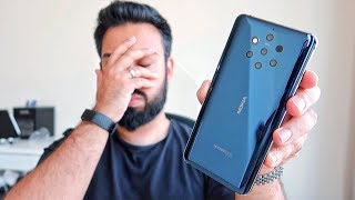 Nokia 9 PureView HONEST REVIEW - After All The Updates