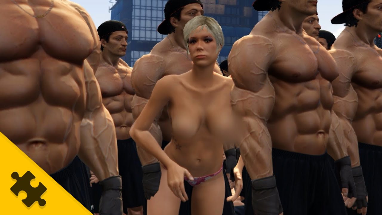 Gta xxx sex exposed video