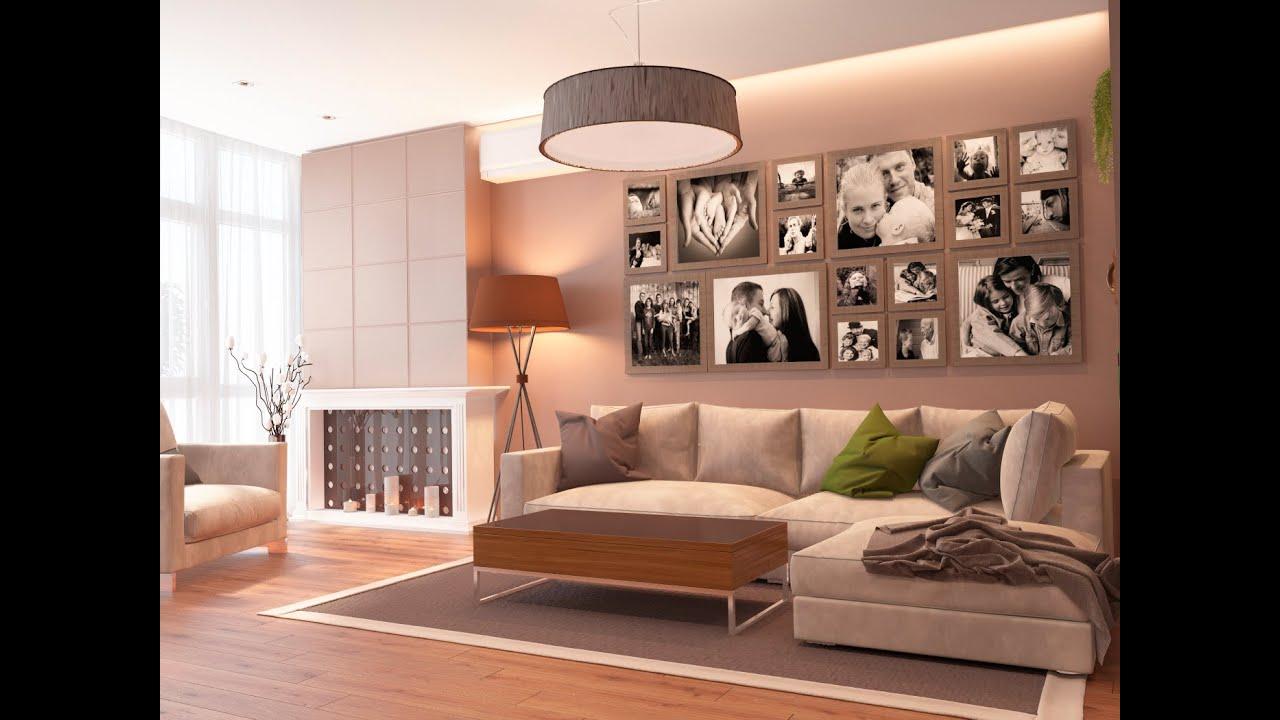 Дизайн интерьера 2 комнатной квартиры Видео на Запорожском портале