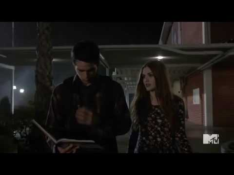 Teen Wolf - Lydia Your So Smart 6x1 Stydia