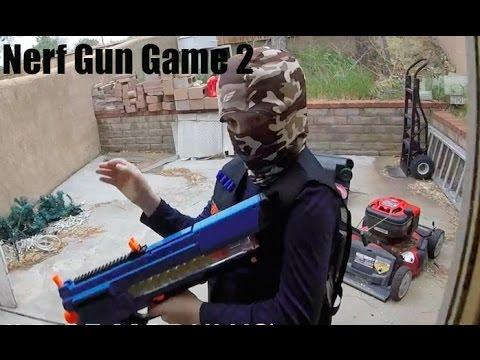 Nerf Call of Duty // Gun Game 2 #1