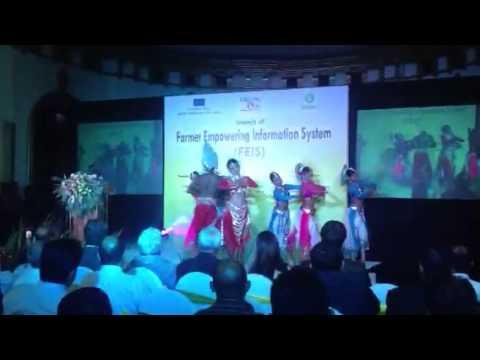 Prashadi Dance Academy Lanka Matha video