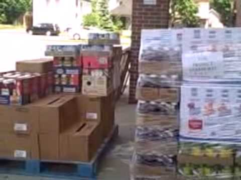 Special Delivery: Food pantries get a hand from Mecosta County Community Foundation