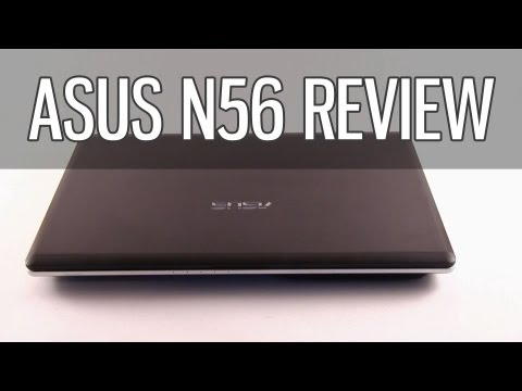 Asus N56VM / N56VZ review - gaming, multimedia and more