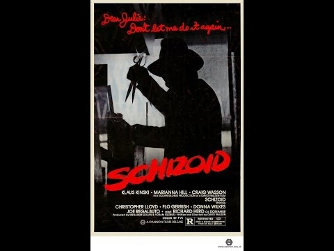 Schizoid(1980)  (tijerazo mortal) pelicula completa