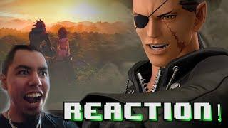 Kingdom Hearts 3 Showcase Trailer REACTION! | HMK