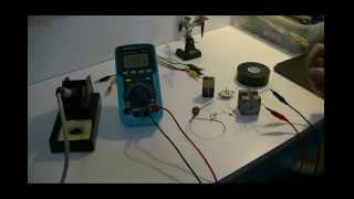 Pulse motor build step by stepper