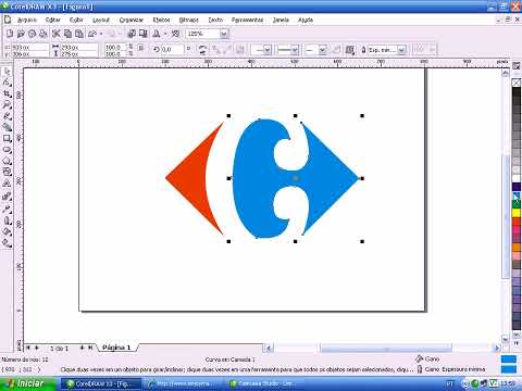Corelmania: Video-aulas Suite Corel (Draw x Photopaint) - Aula 10