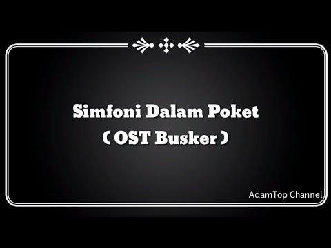 (Lirik Video) Simfoni Dalam Poket - Atma Jiwa [OST Busker]