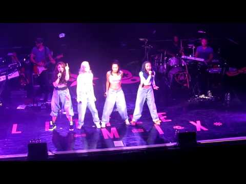 Little Mix - We Are Who We Are; Live