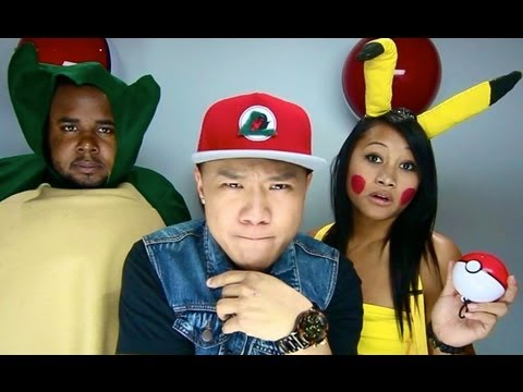Rap Over POKEMON Theme Song!