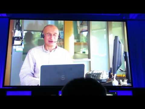 Skype Translaterの紹介~Microsoft Conference 2014キーノートスピーチより
