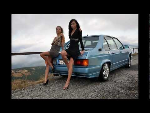 Tatra 613 Retro Photoshooting