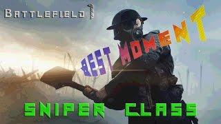 Battlefield1 R4ziA Best Moment #Sniper Class#