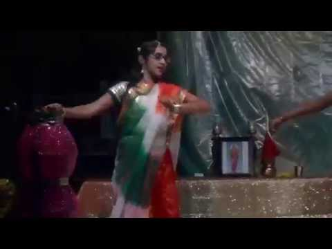 Sreya Kodela In i Love My India Patriotic Songs Dance June7,2014 video