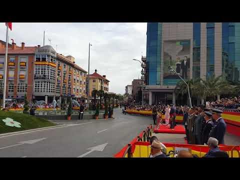 Homenaje a la bandera Torrejon de Ardoz, Madrid
