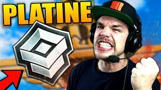 """PLATINE"" EN MODE LIGUE  !! (Call of Duty: WW2)"