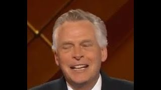 Virginia state police called Governor Terry Mcauliffe 'A lying Democrat'