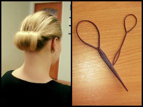 Приспособления для волос своими руками