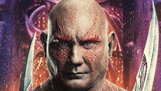 La Verdad Oculta De Drax El Destructor