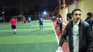 رابطة  مشجعي برشلونة  ضد رابطة مشجعي ليفربول في مصر