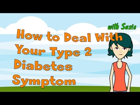 How to Deal With Your Type 2 Diabetes Symptom