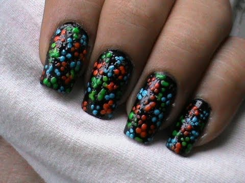 Easy Nail Art Design Tutorial How To Make Do Everything