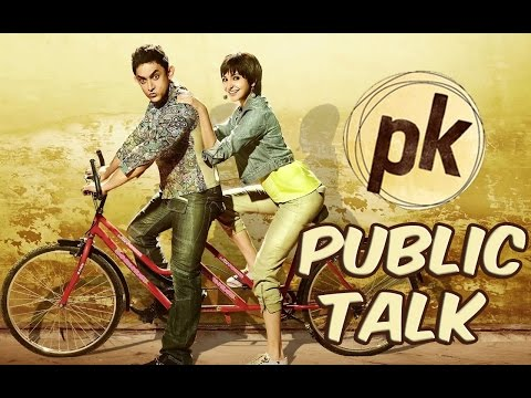 Pk Bollywood Movie Public Talk || Pk Movie Public Review | First Day First Show - Gulte video