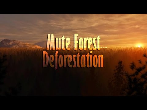 Mute Forest - Deforestation (Official Music Video)
