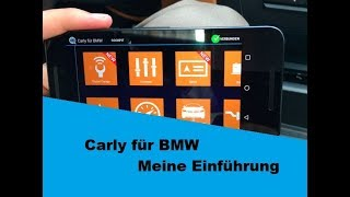Carly BMW codieren mit Android - Anleitung