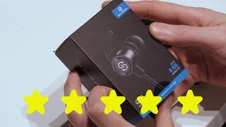 SoundPeats Q30 test and review